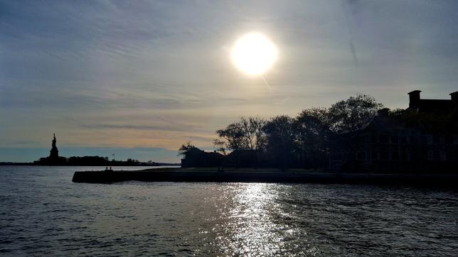 Elis Island & Liberty Island