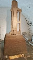Saint Patrick's Cross - 12th Century - Rock of Cashel - (c) Emylee-Noel Gussler