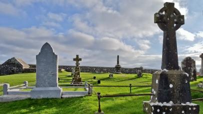 Rock of Cashel Cemetery - (c) Emylee-Noel Gussler