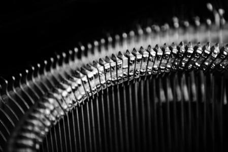 Typewriter (C) Emylee Gussler